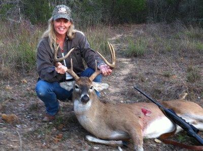 oak creek ranch offers management hunts for whitetail deer near houston