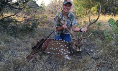Oak Creek Ranch Axis Deer Hunt Glry