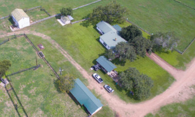 Oak Creek Ranch Overhead View Glr