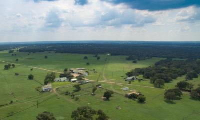 Oak Creek Ranch Overhead View Wide Glry