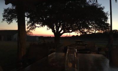 Oak Creek Ranch Peaceful Sunset Glry